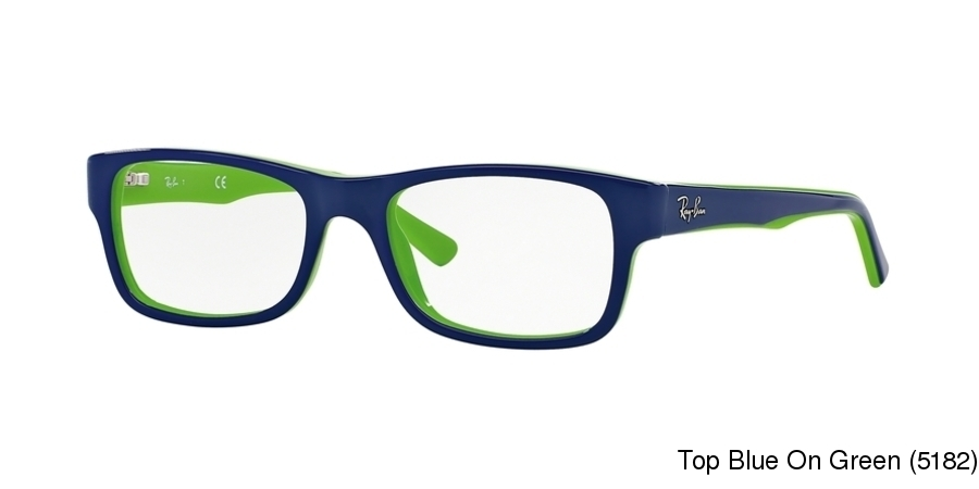 db5f435cc0 Ray Ban RX5268 Full Frame Prescription Eyeglasses