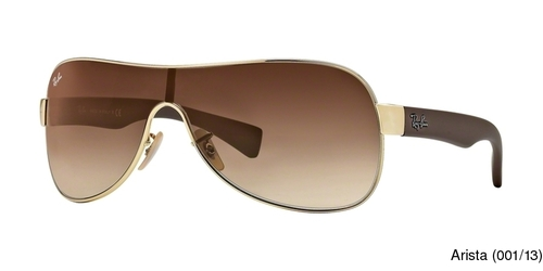 Ray Ban RB3471 Gradient