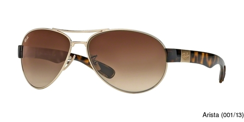 3206f3d0e4 Ray Ban RB3509 Full Frame Prescription Sunglasses