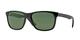 Shiny Black / Crystal Green (601)