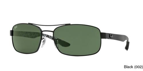 6a73ac5c28ab3 Ray Ban RB8316 Full Frame Prescription Sunglasses