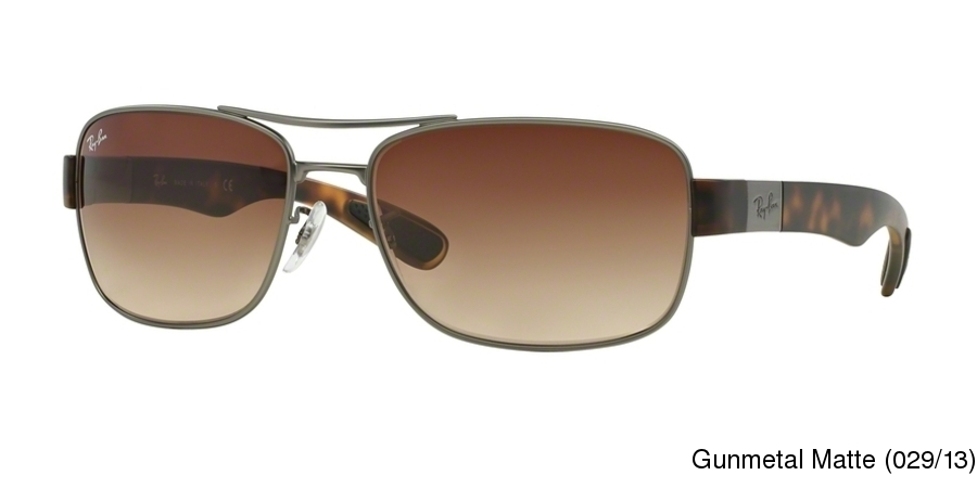 5ae5f2a206 Ray Ban RB3522 Full Frame Prescription Sunglasses