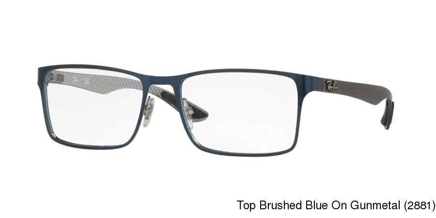 b776ef0f28 Ray Ban RX8415. Previous. Top Brushed Blue On Gunmetal (2881) ...