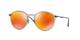 Matte Grey / Orange Mirror (650/6q)