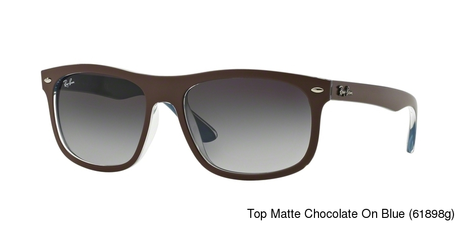 d2c9f0935b Ray Ban RB4226 Full Frame Prescription Sunglasses