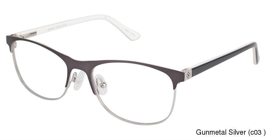 3933559f4bb Ann Taylor AT211 Full Frame Prescription Eyeglasses