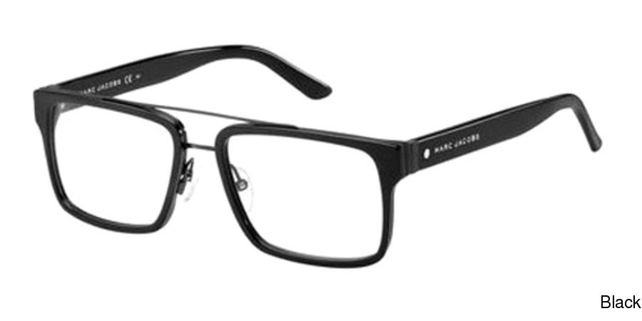 bd0bdb50334 Marc Jacobs Marc 58 Full Frame Prescription Eyeglasses