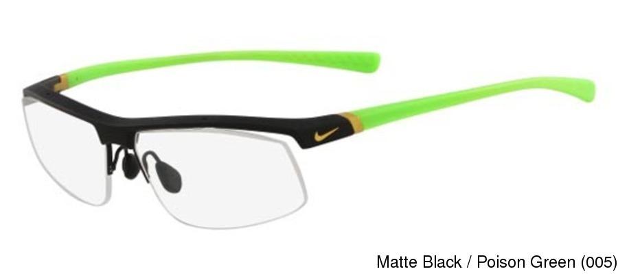 a7ee2679cf Nike 7071 3 Semi Rimless   Half Frame Prescription Eyeglasses