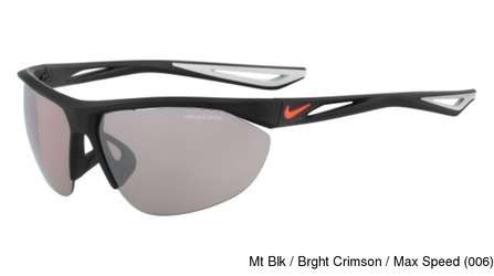 186796df86e Nike Tailwind Swift E EV0948 Semi Rimless   Half Frame Prescription ...