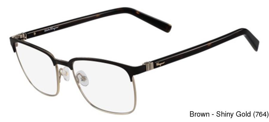 728f825445a Buy Salvatore Ferragamo SF2523 Full Frame Prescription Eyeglasses