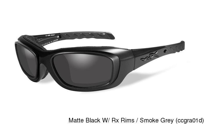 1b3caf178aab ... Matte Black W/ Rx Rims / Smoke Grey (ccgra01d) ...
