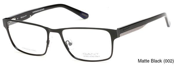 1cdbb4d70d2 Gant GA3121 Full Frame Prescription Eyeglasses