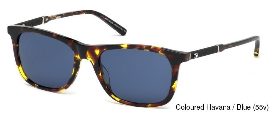 9284e3b12a0a Dark Havana   Brown (52e) · Coloured Havana   Blue (55v)