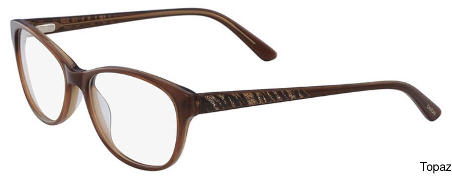 c3dabd61859 Buy bebe BB5123 - Sparkle Full Frame Prescription Eyeglasses