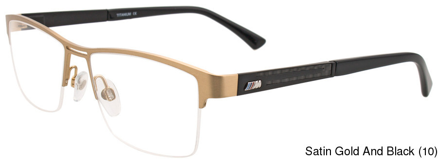 0ad6061771b8 Buy BMW M1006 Semi Rimless   Half Frame Prescription Eyeglasses