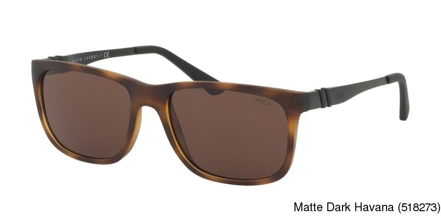 86a11a2eca9d (Polo) Ralph Lauren PH4088. Shiny Black (500187) · Matte Dark Havana  (518273)