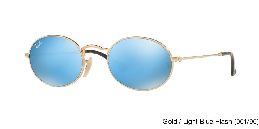 4c0ffdc1ea Ray Ban RB3547N Flash Full Frame Prescription Sunglasses