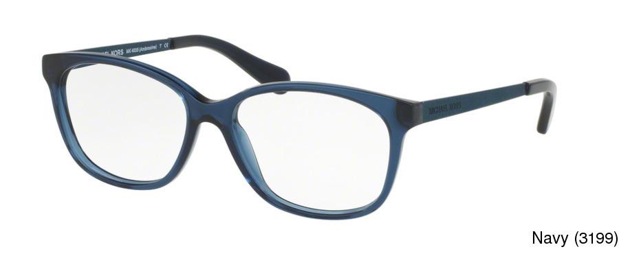 Buy Michael Kors MK4044 Full Frame Prescription Eyeglasses