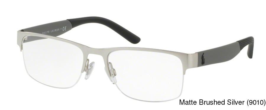 ae90639cbb45 (Polo) Ralph Lauren PH1168. Previous. Matte Brushed Silver (9010) · Matte  Dark ...