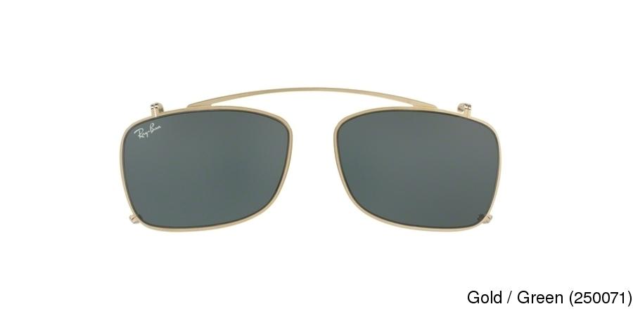 e9460bf8ba Ray Ban RX5228C Clip-On Full Frame Prescription Eyeglasses