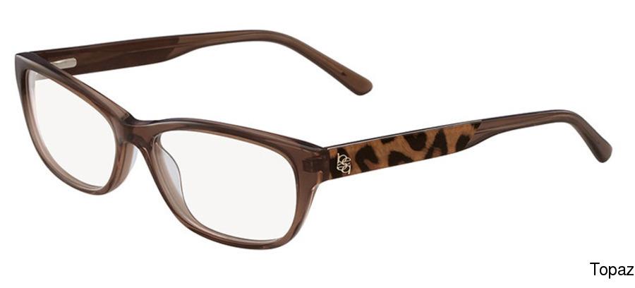 58bced4421c Buy bebe BB5129 - Tantalizing Full Frame Prescription Eyeglasses
