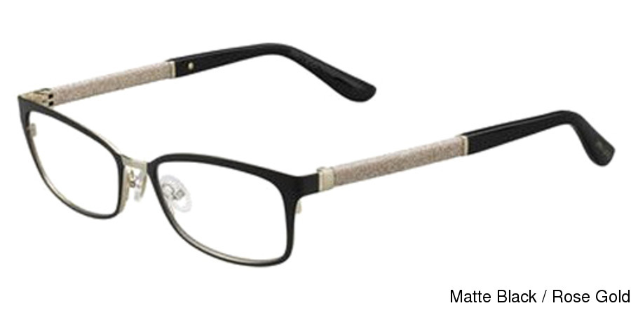 ef824777be30 Jimmy Choo 166 Full Frame Prescription Eyeglasses