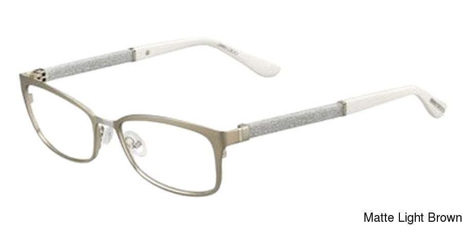 88cb14aaecf Jimmy Choo 166 Full Frame Prescription Eyeglasses
