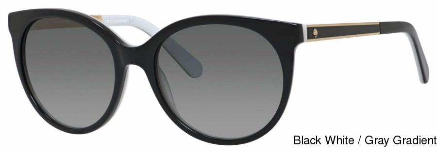 8e41555f228c1 Kate Spade Amaya S Full Frame Prescription Sunglasses