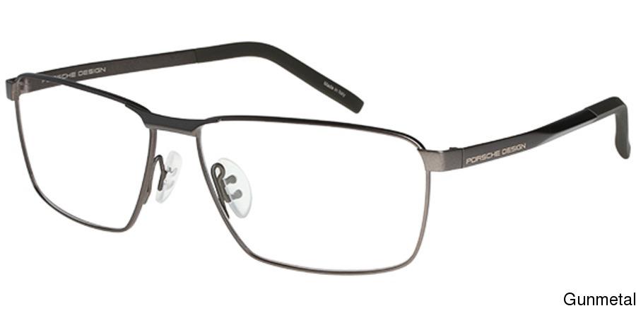 a4a1f3025c Buy Porsche Eyewear P8302 Full Frame Prescription Eyeglasses
