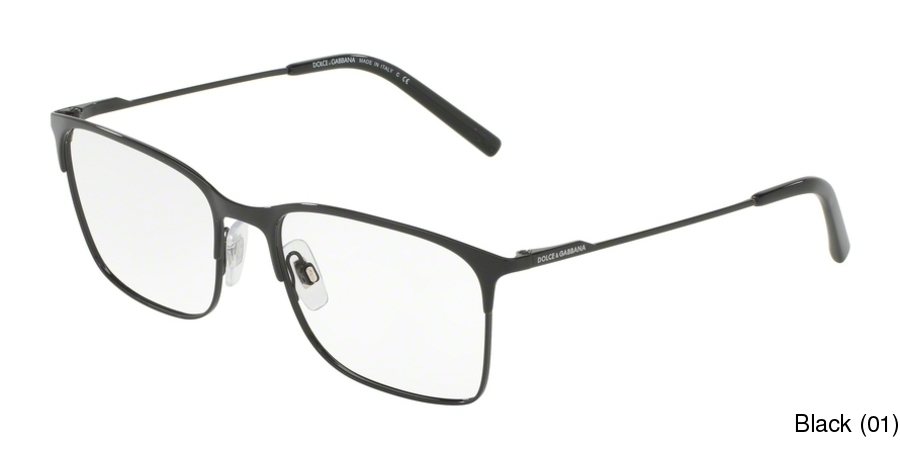 2868c54d2a4 Dolce Gabbana DG1289 Full Frame Prescription Eyeglasses