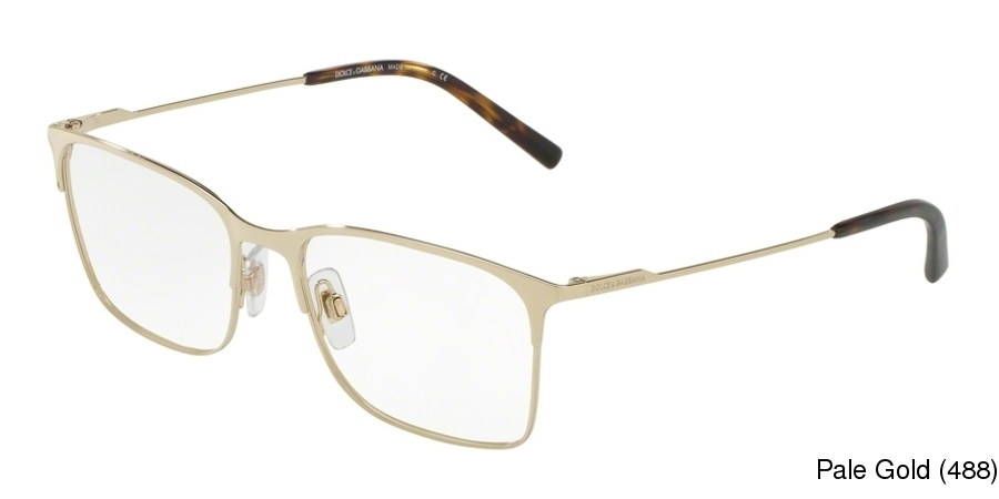 5e2ba68f855 Dolce Gabbana DG1289 Full Frame Prescription Eyeglasses