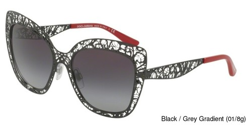 966e37e3fab3 Dolce Gabbana DG2164 Full Frame Prescription Sunglasses
