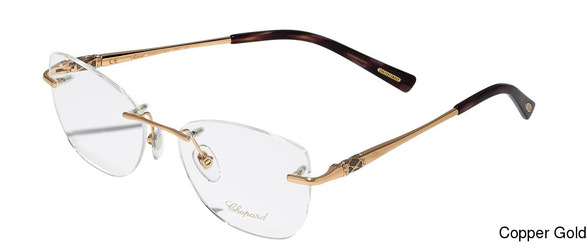 b8173a4a59a3 Chopard VCHB71S Rimless / Frameless Prescription Eyeglasses
