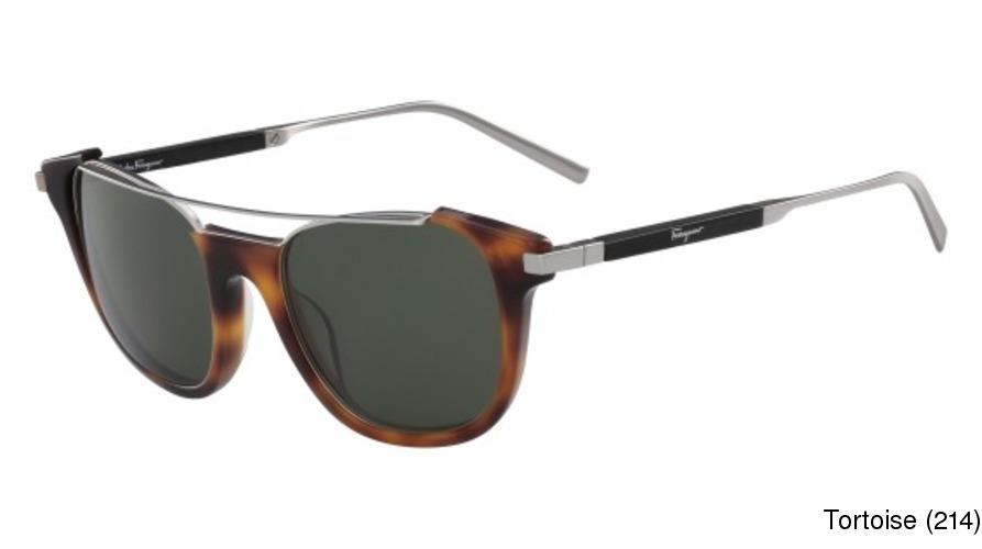f3106fd3cd2 Buy Salvatore Ferragamo SF160S Full Frame Prescription Sunglasses