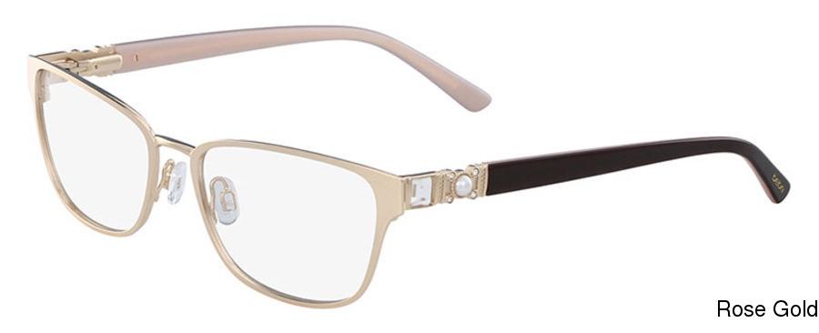 37d67e4ed0 Buy bebe BB5132 - Upfront Full Frame Prescription Eyeglasses
