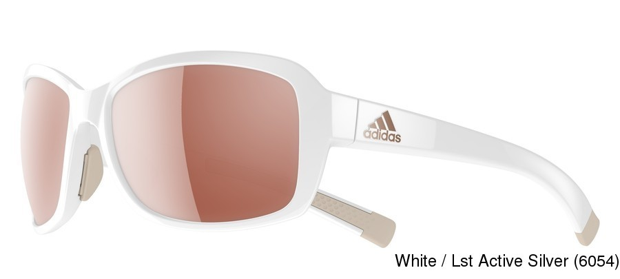 b2e9ff231c Adidas AD21 Baboa LST Active Silver Full Frame Prescription Sunglasses