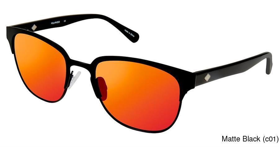 75c5dd8ea20da Buy Sperry Bluff Point Full Frame Prescription Sunglasses