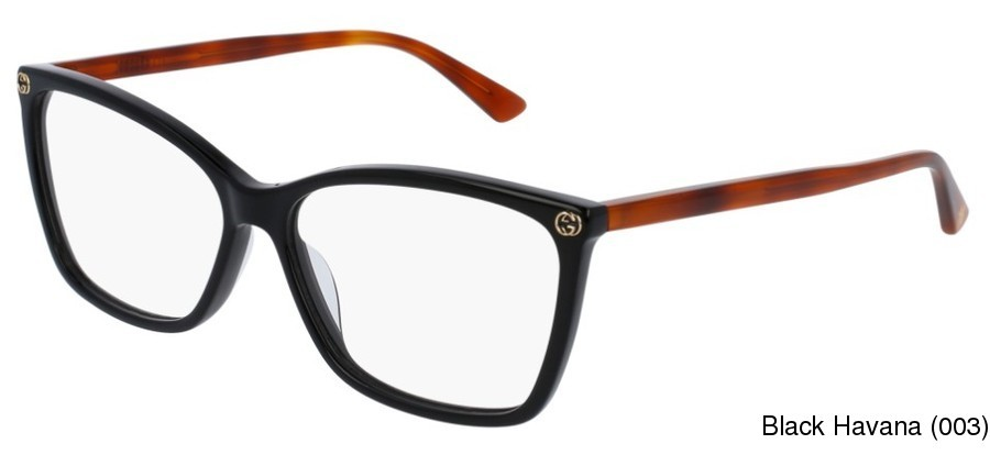 Gucci GG0025O. Previous. Black (001)  Havana (002)  Black Havana (003) ... 12192973ab2