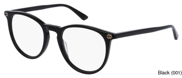 af1f5e763c5 Gucci GG0027O Full Frame Prescription Eyeglasses