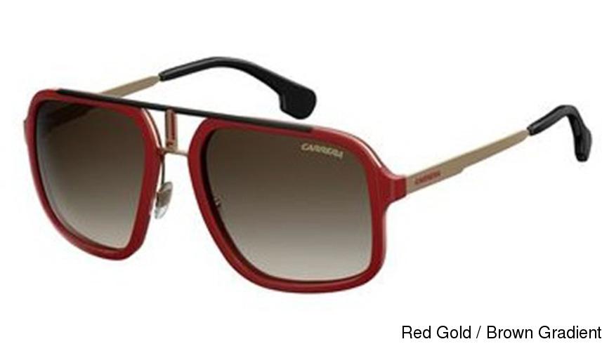 66334557093 Carrera 1004 S Full Frame Prescription Sunglasses