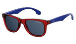 Matte Blue Red / Blue Avio
