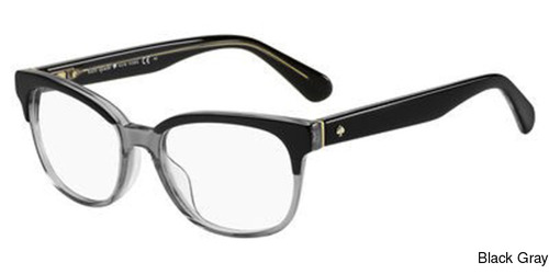 ede444c67e Kate Spade Carolanne Full Frame Prescription Eyeglasses
