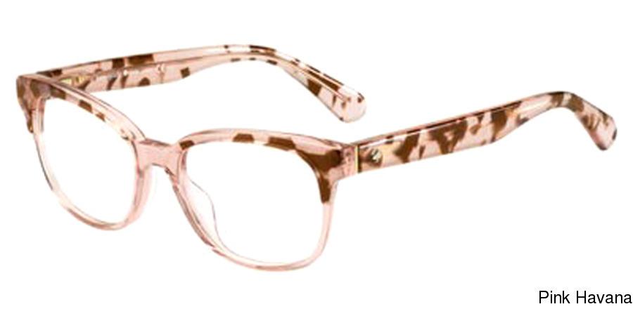 56d3cd50ccf Buy Kate Spade Carolanne Full Frame Prescription Eyeglasses