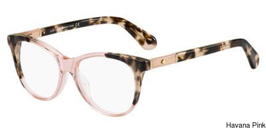 Kate Spade Johnna Full Frame Prescription Eyeglasses