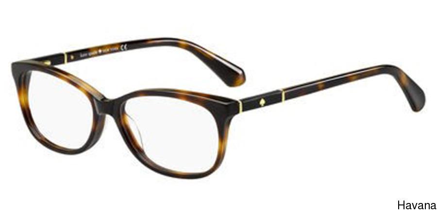 d2cb1954e80 Kate Spade Kaileigh Full Frame Prescription Eyeglasses