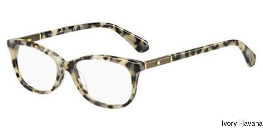 aa73008ab9f Kate Spade Kaileigh Full Frame Prescription Eyeglasses