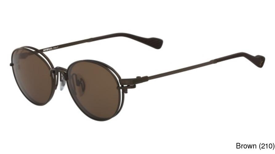 eb128210f18 Flexon AF202 Mag-Set Full Frame Prescription Eyeglasses
