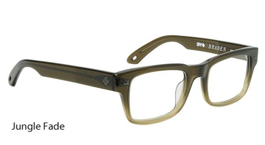 1940008d0f Spy Braden Full Frame Prescription Eyeglasses