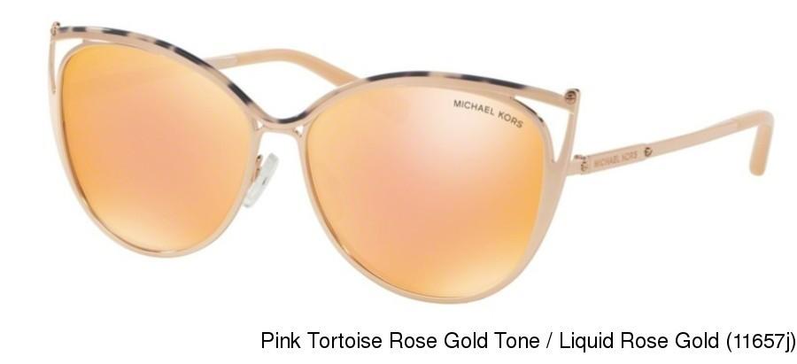 7853aa4bfce ... Pink Tortoise Rose Gold Tone   Liquid Rose Gold (11657j) ...