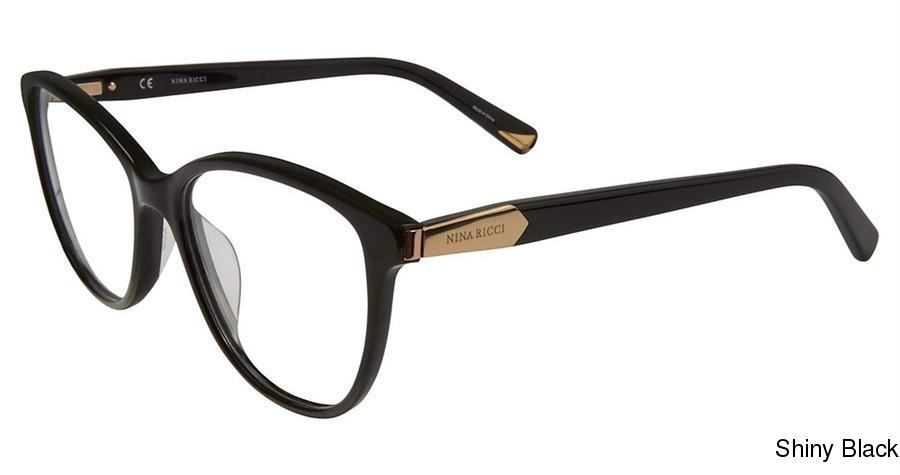 59f67a92af Nina Ricci VNR076 Full Frame Prescription Eyeglasses